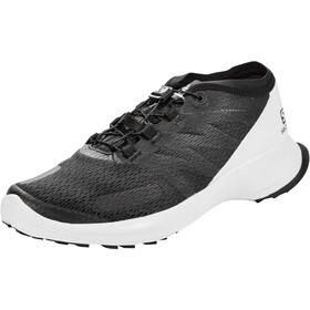Salomon Sense Flow Shoes Men, black/white/black